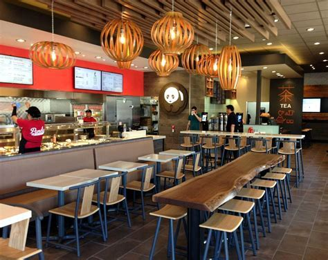 Panda Express Flagship Store, Interior Design by Sean Dix