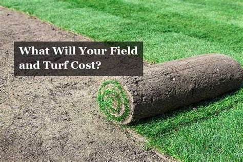 ready lawn cost what will your field and turf cost commonwealth sports turf services