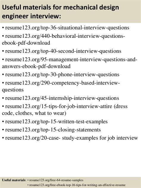 Mis Executive Resume Free by Top 8 Mechanical Design Engineer Resume Sles
