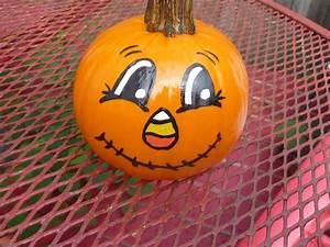 Halloween Kürbis Bemalen : painted pumpkin halloween pinterest k rbis bemalen k rbis deko und halloween gesicht ~ Eleganceandgraceweddings.com Haus und Dekorationen