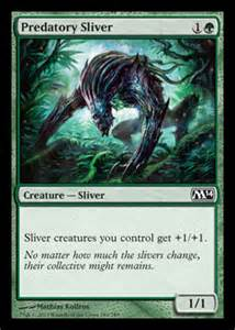 mtg going 4 0 with slivers in m14 brian overland