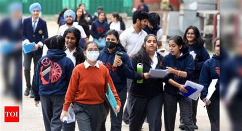 Cbse will announce fresh dates after assessing the situation of covid in june, 2021. CBSE class 12 board exam 2021: Students want exams of shorter duration - Times of India - Alert ...