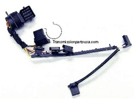 remove  solenoid wiring harness
