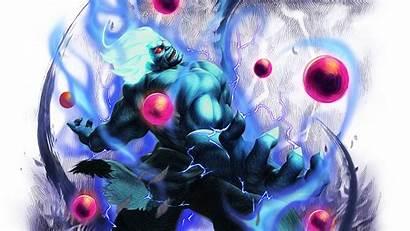 Oni Fighter Street Akuma Wallpapers Background Anime