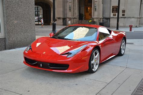 2011 458 Italia Price by 2011 458 Italia Stock Gc1729aa For Sale Near
