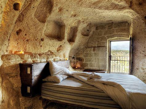 Hotel In Caves by Cave Hotel Sextantio Le Grotte Della Civita Matera Italy