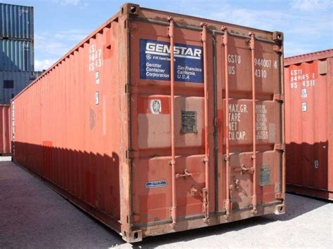 seefracht container preise lagercontainer 10 fuss gt 45 fuss 1 699 4470 enns willhaben