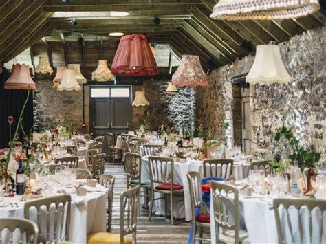 unusual wedding venues scotland byra   zoe