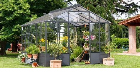 Serre Orangerie  Unopiù  Arredamenti Outdoor  Sun Room
