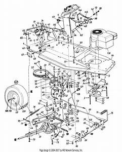 34 Mtd Variable Speed Pulley Diagram