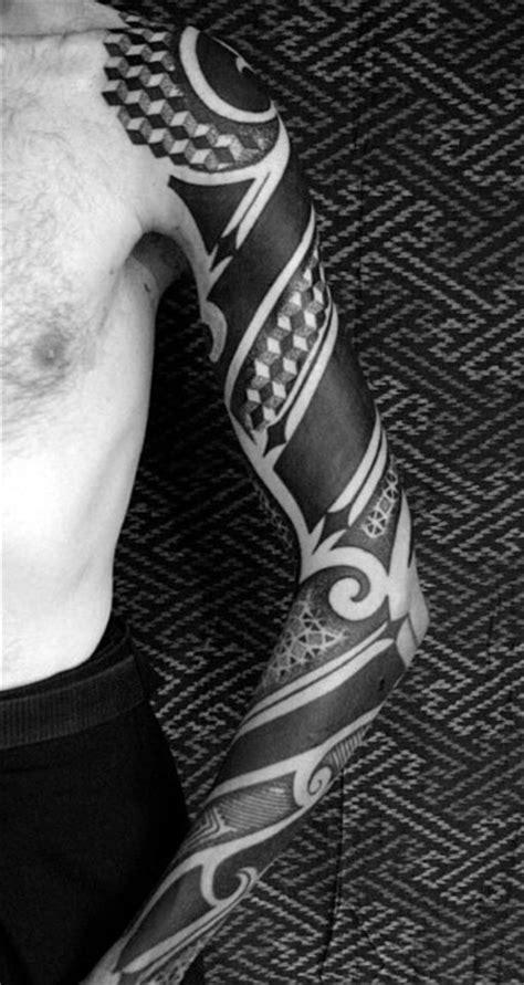 Top 63 Blackwork Tattoo Ideas [2020 Inspiration Guide]