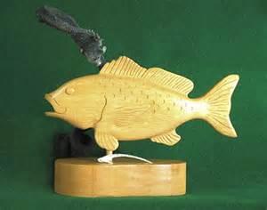 Fish Wood Carving Patterns