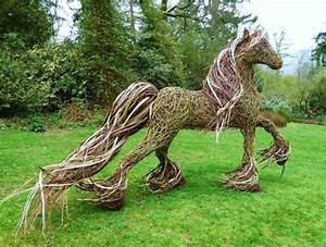 Statue De Jardin En Résine : id es de d coration de jardin ext rieur avec des sculptures ~ Dailycaller-alerts.com Idées de Décoration
