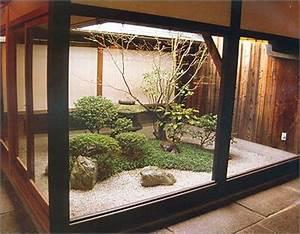 Jardin D Interieur : nakaniwa jardin d int rieur ~ Dode.kayakingforconservation.com Idées de Décoration
