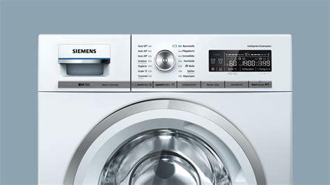 I Dos Siemens by Siemens Extraklasse Waschmaschine Wm14w690 Iq 790 I Dos