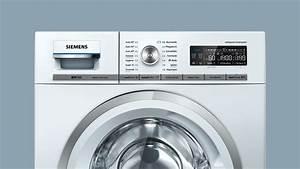 Siemens Waschmaschine Schlüssel : siemens extraklasse waschmaschine wm14w690 iq 790 i dos vs elektro ~ Watch28wear.com Haus und Dekorationen