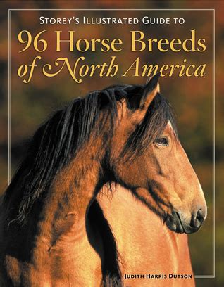 storeys illustrated guide   horse breeds  north america  judith dutson