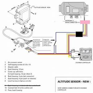 Espar  Airtronic Altitude Sensor  U2013 Sprinter Adventure Van
