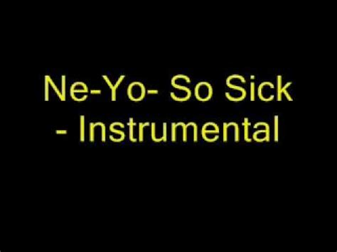 ne yo so sick download mp3