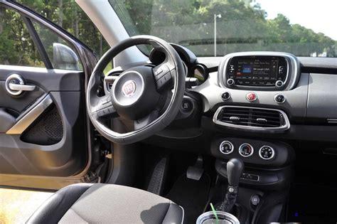 2016 Fiat 500x Interior 11