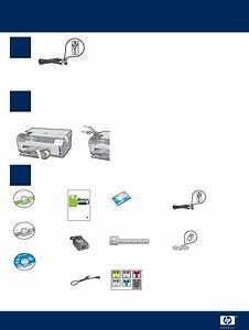 Hp Photosmart C5180 All-in-one Printer Setup Guide