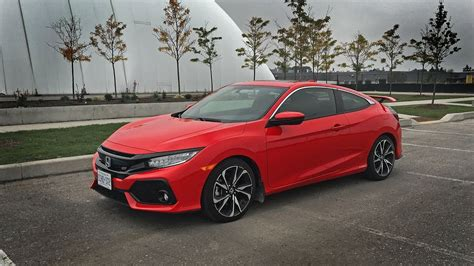 2017 Civic Coupe Review by 2017 Honda Civic Si Coupe Review