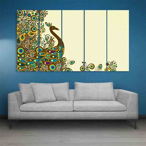 Multiple Frames Beautiful Peacock Wall Painting (150cm X. Virtual Design A Kitchen. Colour Designs For Kitchens. Kitchen Wall Tiles Design Ideas. Interior Kitchen Designs. Miele Kitchens Design. How To Design A Kitchen Island Layout. Architect Kitchen Design. Kitchen Designs Small