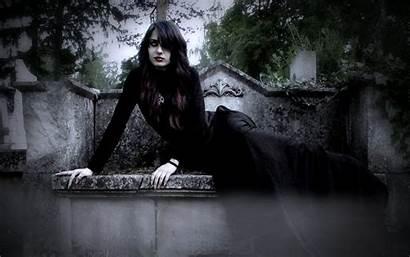 Vampire Evil Dark Wallpapers Gothic Fantasy Goth