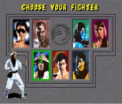 Mortal Nintendo Snes Kombat Super Mk1 Animated