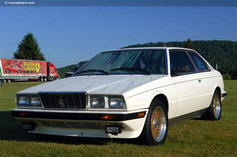 maserati biturbo auction results and data for 1984 maserati biturbo