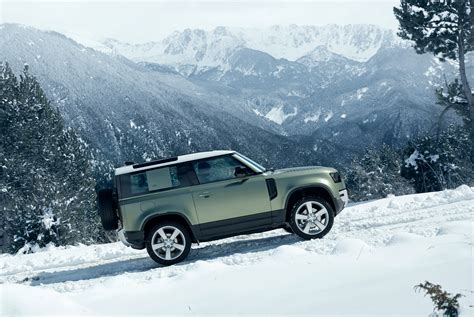 jeep defender 2020 at last here s the 2020 land rover defender gear