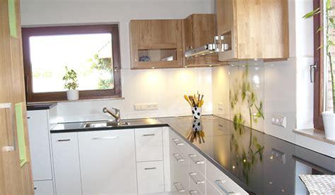 Moderne Küche Mit Eichenholz  Gewa  Die Möbelschreinerei