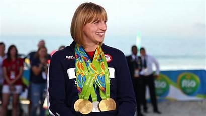 Ledecky Katie Today Michael Phelps Rio