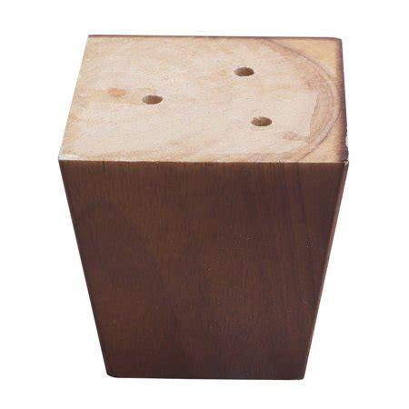 furniture legs square wood feet sofa table shelves
