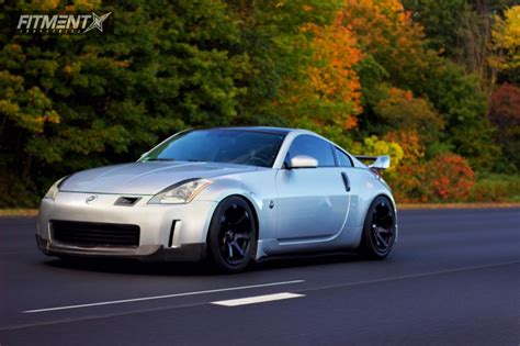 2005 Nissan 350z Cosmis Racing Mr7 Tanabe Coilovers