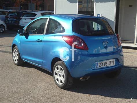Ford Ka Urban 12 Duratec Autostartstop Gasolina Azul