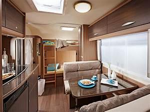 Aménagement Intérieur Caravane : caravanes premium avec un am nagement 74765726 ~ Nature-et-papiers.com Idées de Décoration