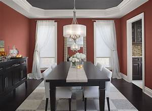 formal dining room ideas how to choose the best wall With red dining room color ideas