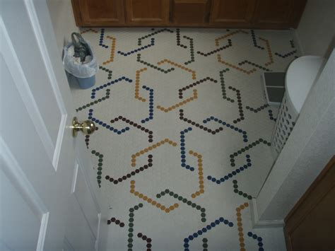 three mathematical floors