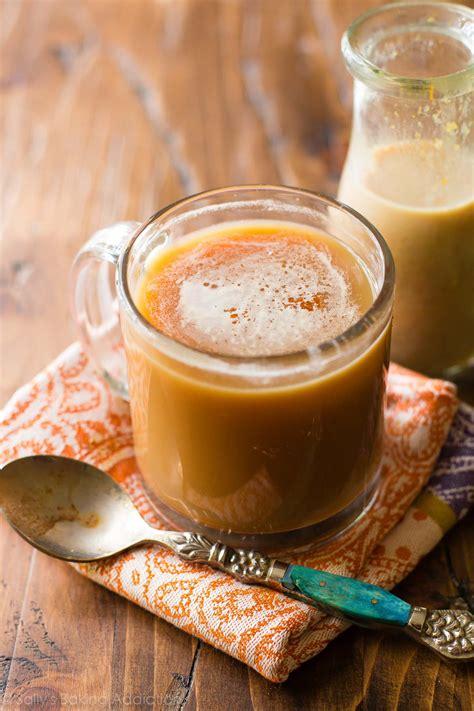February 8, 2021 categories braised. Homemade Pumpkin Coffee Creamer - Sallys Baking Addiction