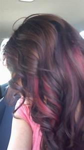 15 best images about red and purple highlights on ...