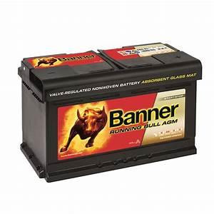 Batterie Für 1er Bmw : banner running bull agm autobatterie 12v 80ah vrla start ~ Jslefanu.com Haus und Dekorationen