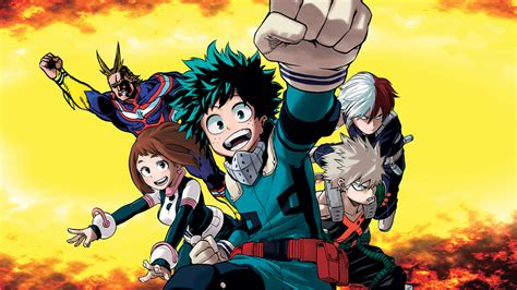 My Hero Academia One Justice Revealed For Ps4 And