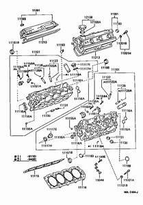 Lexus Sc 400 Union For Cylinder Head   Engine