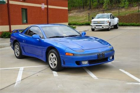 Buy Used 1991 Mitsubishi 3000gt Sl Coupe 2-door 3.0l In