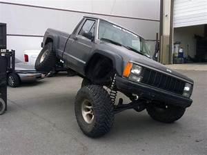 1989 Jeep Comanchee Build