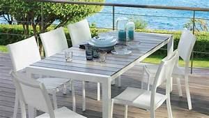Table Jardin Alinea : table de jardin d 39 occasion ~ Teatrodelosmanantiales.com Idées de Décoration