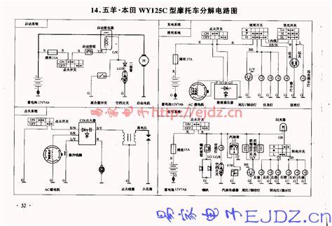 250 zongshen wired diagram
