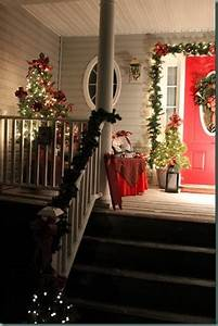 Christmas Porch Decorations Christmas Decor