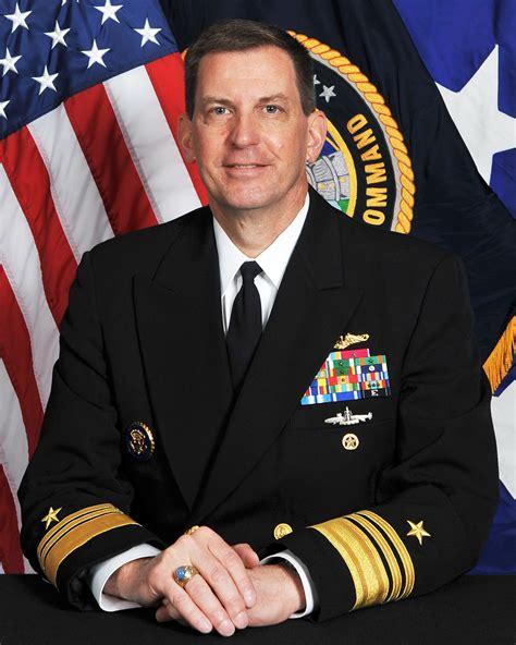 deputy commander  strategic command bio article view